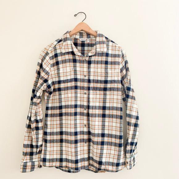 Woolrich Tops - Woolrich Women's Plaid Flannel Button Down